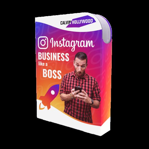 Instagram Business like a Boss